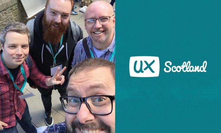 UX Scotland 2017 Image