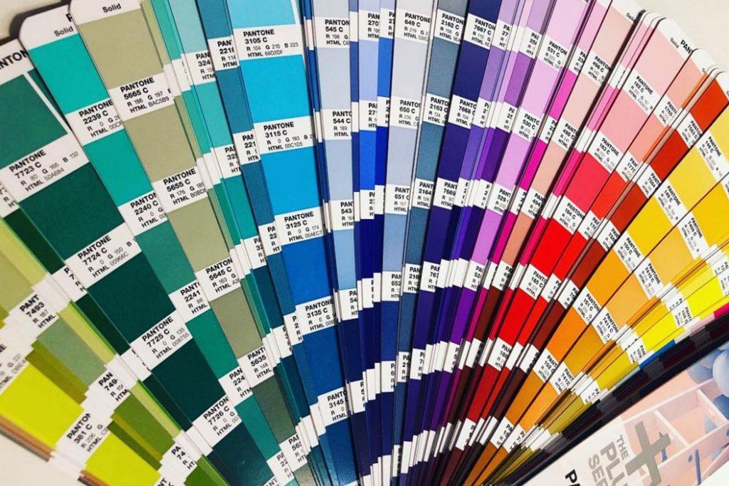 Pantone Colourful Design