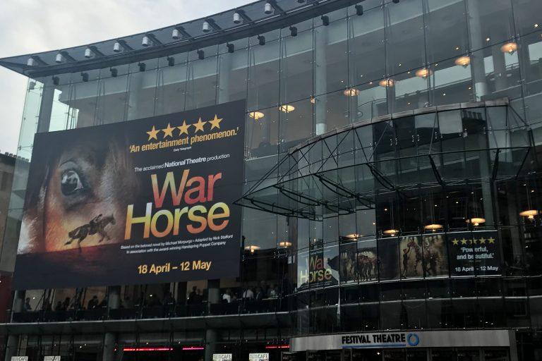 War Horse hits Edinburgh