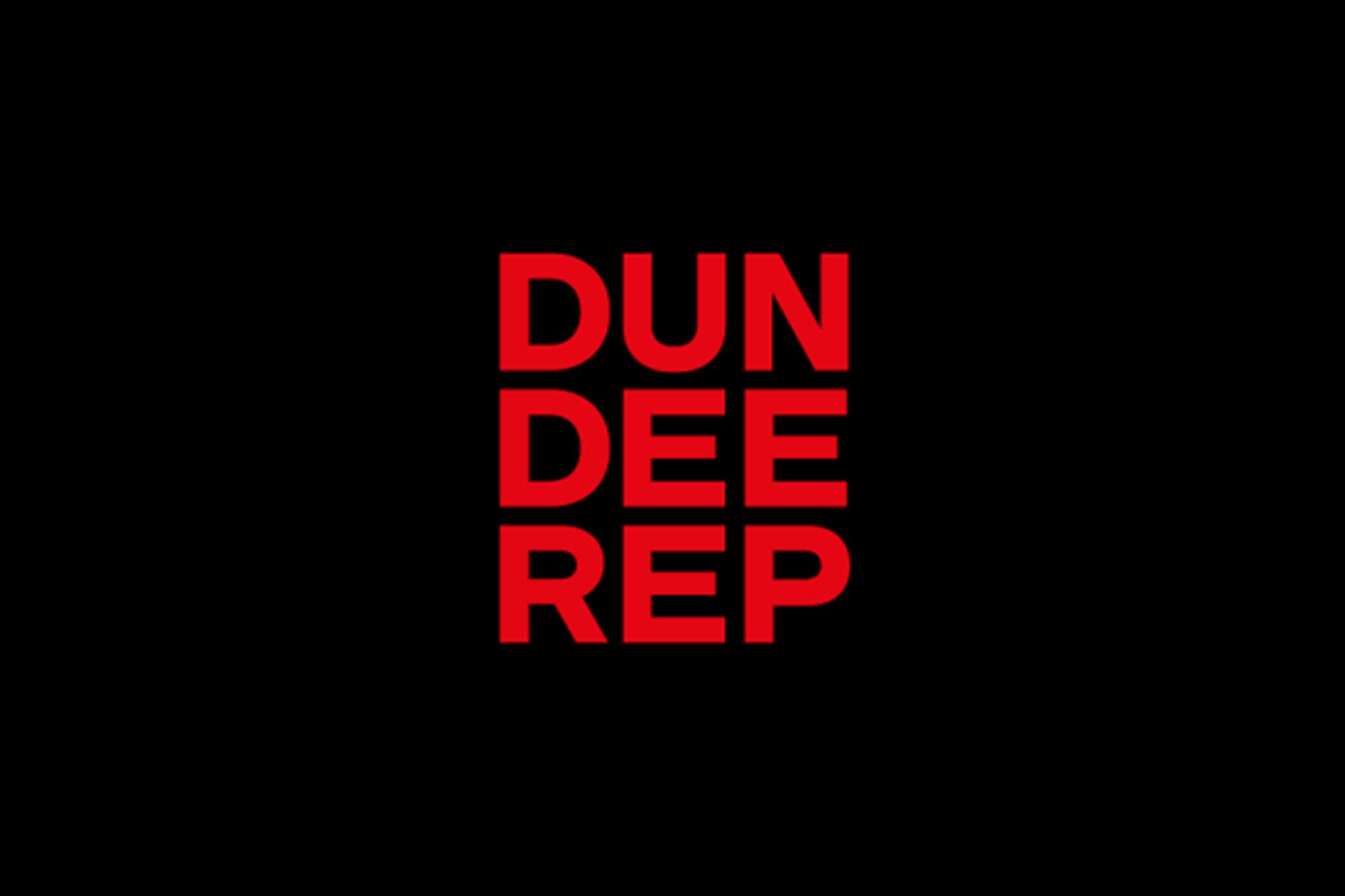 Dundee Rep logo