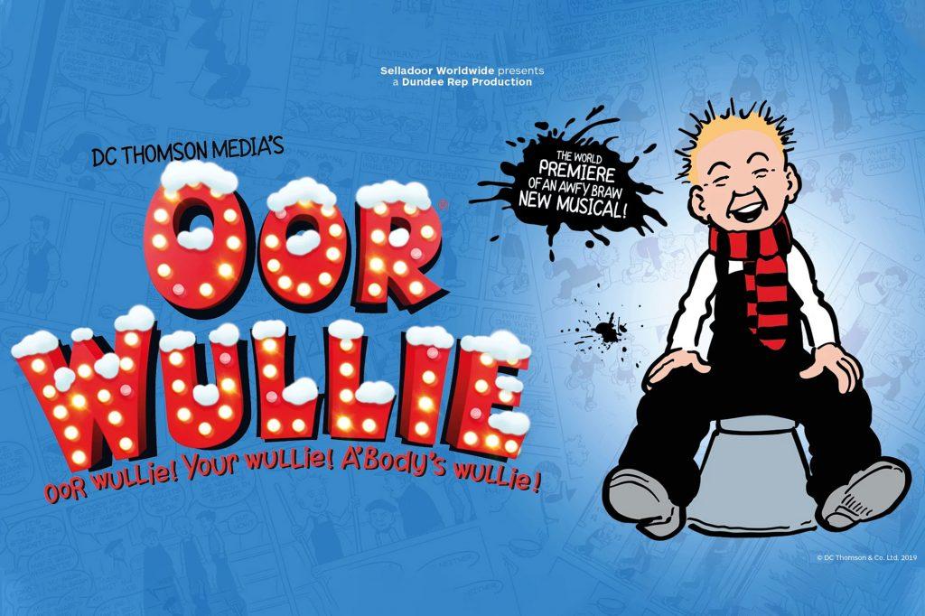 Oor Wullie advert